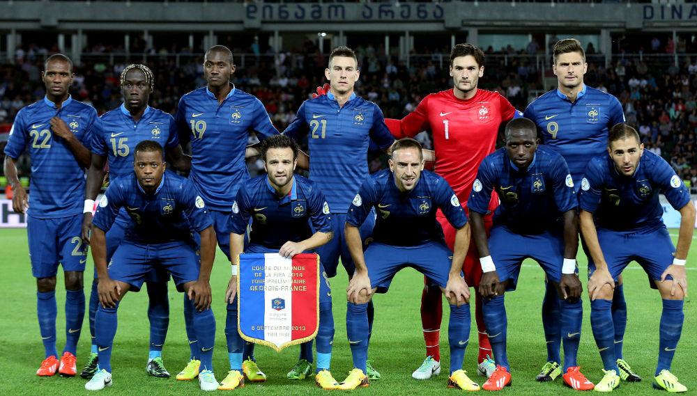 Equipe de france l autre ouverture - Coupe de france 2013 2014 ...